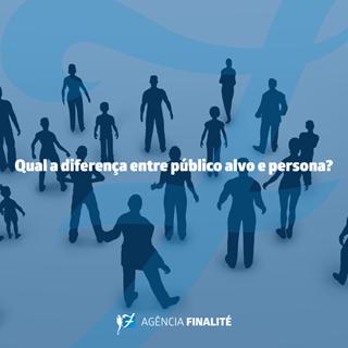 Qual a diferença entre público-alvo e persona?