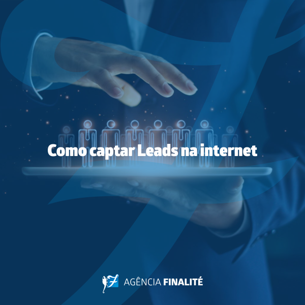 Como captar leads na internet