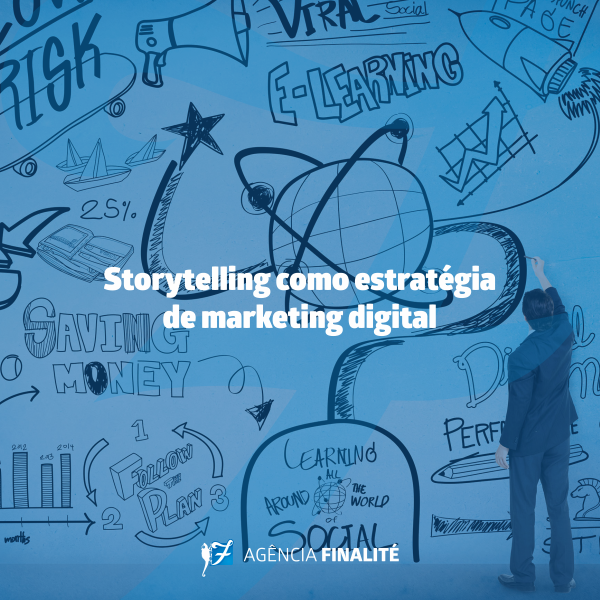 Storytelling como estratégia de marketing digital