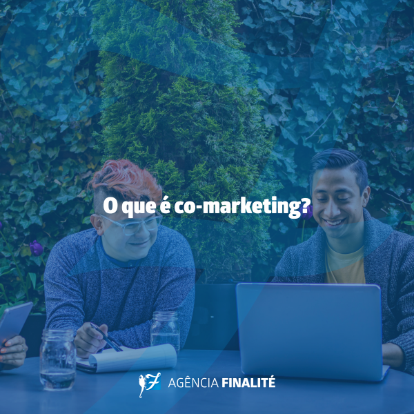 O que é co-marketing?