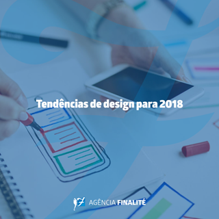 Tendências de Design para 2018
