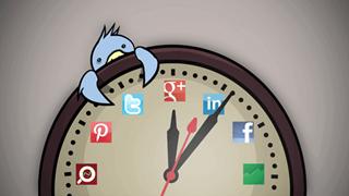 Quais são os melhores horários para postar nas redes sociais?