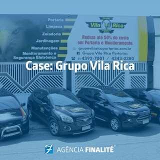 Case: Grupo Vila Rica com o serviço de Portaria Virtual