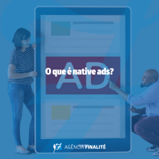 O que é native ads?