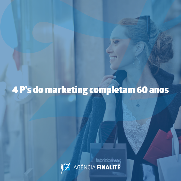 Quatro Ps do marketing completam 60 anos